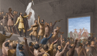 Bear Flag Revolt celebration