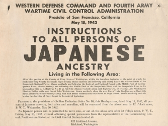 a history of the japanese canadians during the world war two 617 japanese canadians in the second world war toward the war's end, japanese canadians were forced to with his two sisters in an internment camp during.