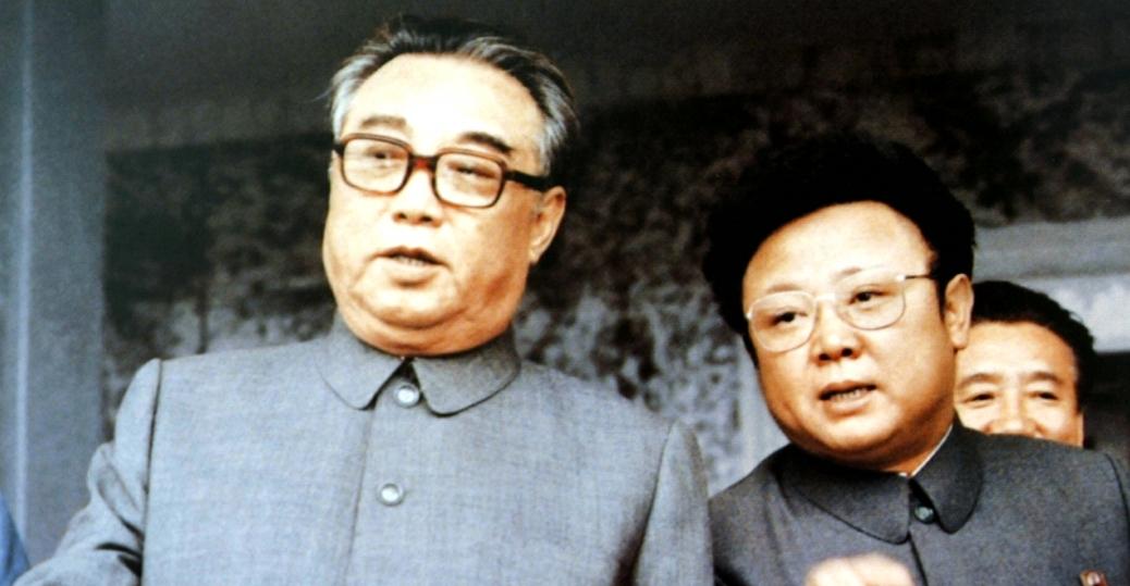 kim II-sung, communist north korea, korean war, kim jong-II, the cold war, communist leaders