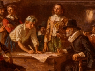 essays self government mayflower compact The mayflower compact continued the idea of according to the mayflower compact, a self-governing body he served as the head of the plymouth government.