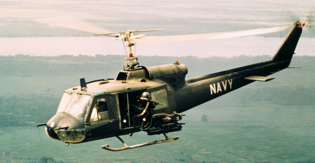 helicopter, huey helicopter, mekong delta, the vietnam war, 1968, navy