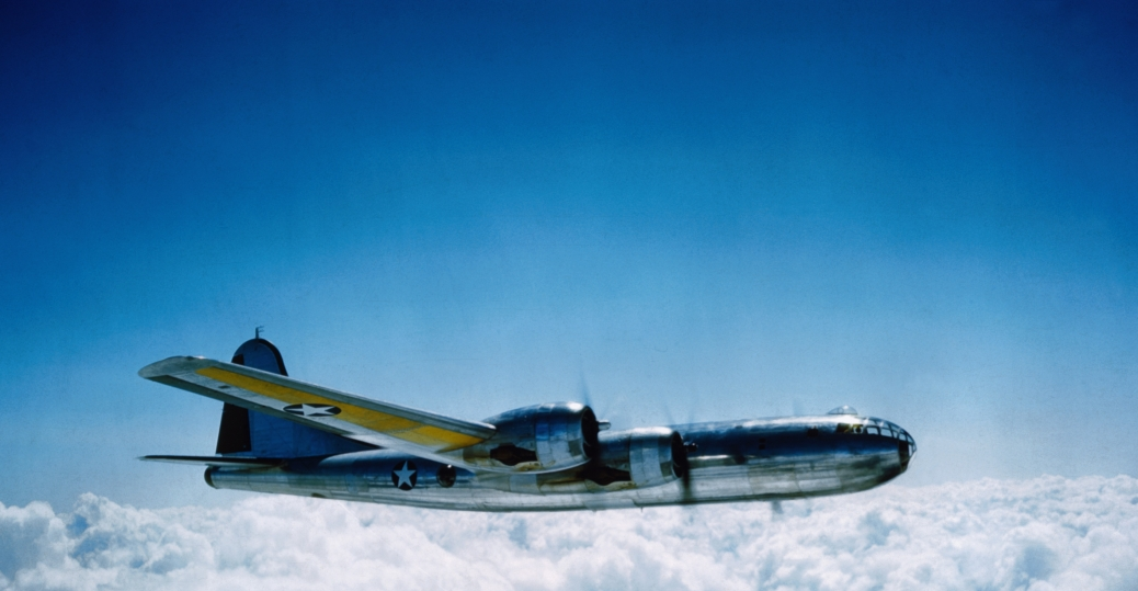 b-29 plane, 1945, world war II, world war II aircraft