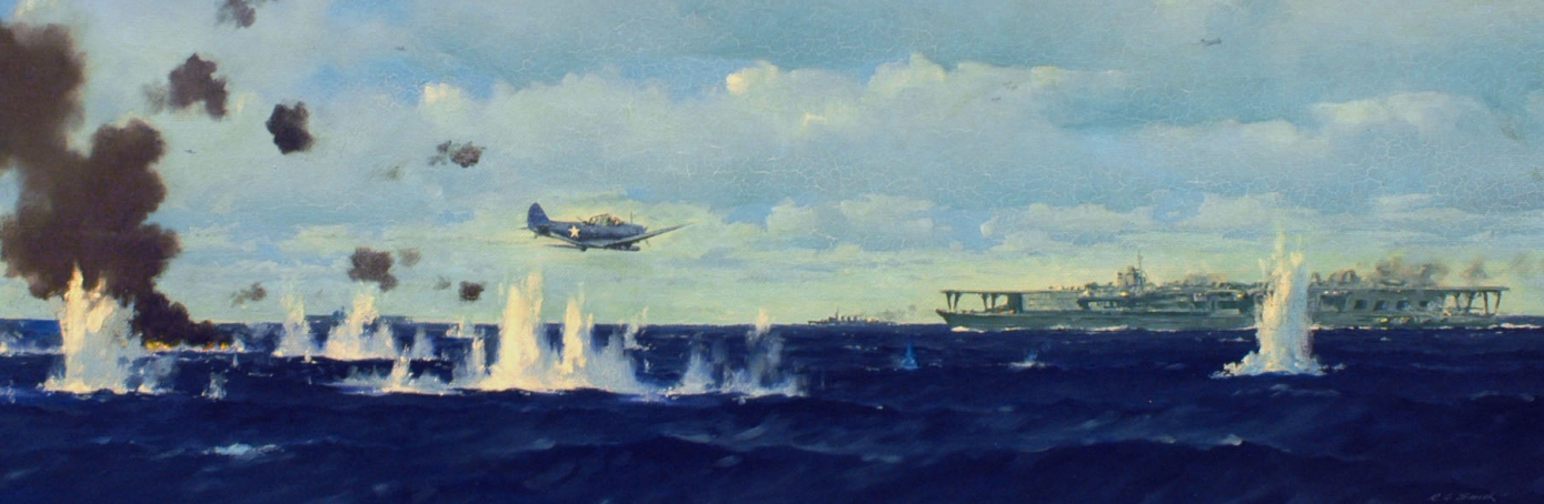 battle of midway wwii Free essay: battle of midway was a major naval battle, widely regarded as the most important one of the pacific campaign of world war ii[3] it took place.