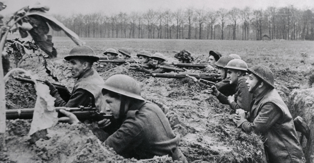 World War I: Trench Warfare Pictures - World War I History ...