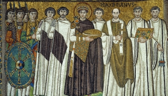 Byzantine Empire, Emperor Justinian