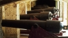 fort sumter, fort sumter national monument, cannons, charleston, south carolina, the civil war, battle at fort sumter