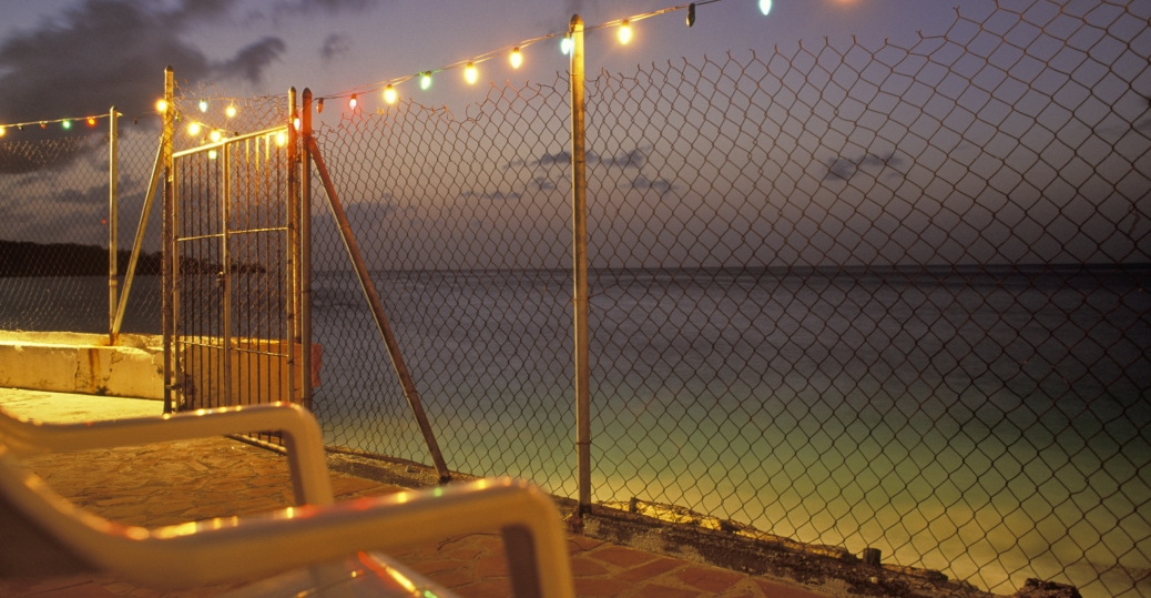 grand anse, grenada, christmas lights, christmas, the caribbean
