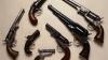civil war guns, civil war pistols, civil war weapons, the civil war, civil war artifacts