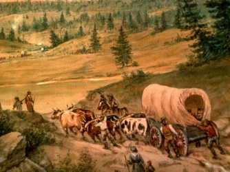 A History of the Oregon Trail in the United States