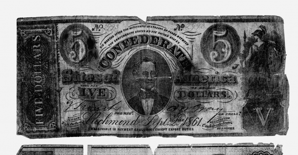 confederate bills, jefferson davis, alexander stephens, confederate money, the civil war