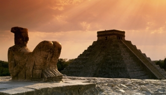 Why did the Maya abandon their cities?