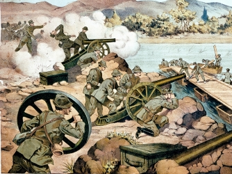 Eleven battles of isonzo world war i history sciox Gallery