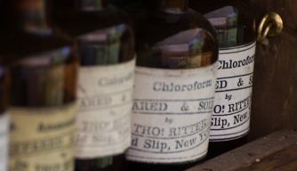 Ether and Chloroform