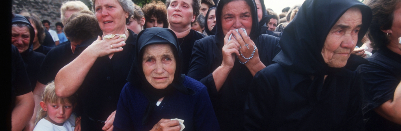 ethnic cleansing, bosnia