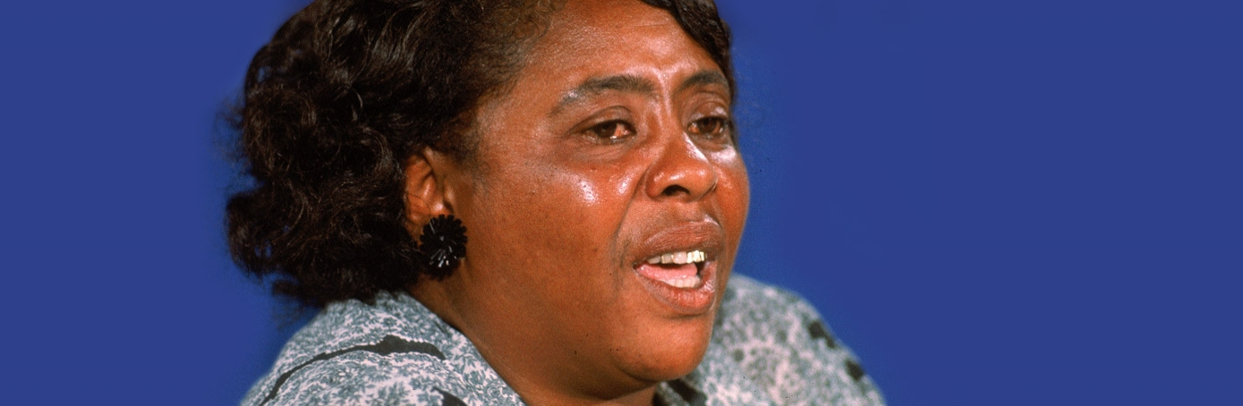 a history of fannie lou hamer in montgomery county mississippi Fannie lou hamer - hamer was instrumental in organizing mississippi   nonviolent coordinating committeemontgomery countynational convention.