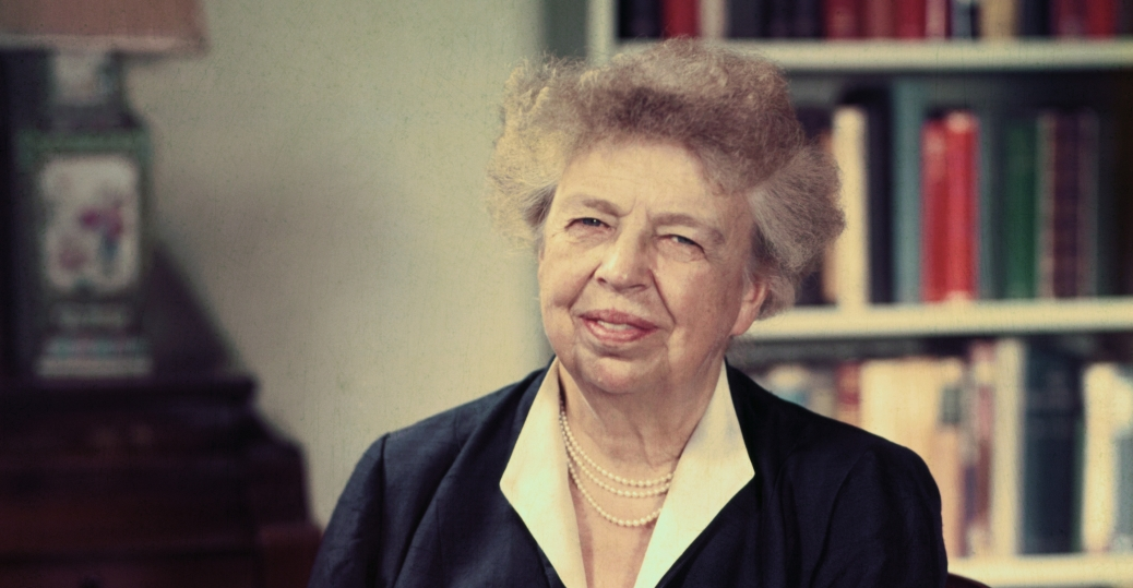 spokesperson, the united nations, 1962, eleanor roosevelt