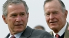 2000 presidential elections, george w. bush, george h. w. bush, the bush family