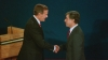 1988 presidential elections, george bush, michael dukakis, presidential debate