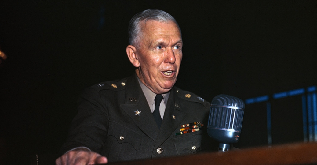 george marshall, general george marshall, world war II, secretary of state, secretary of defense, the cold war, the marshall plan