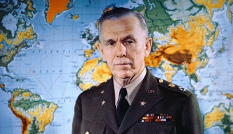 Chief of Staff General George C. Marshall