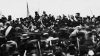 dedication of the national cemetery at gettysburg, november 19, 1863, president abraham lincoln, gettysburg address, matthew brady, battle of gettysburg, the civil war