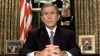 bush addressing the nation, september 11th attacks, retaliation, al-qaeda, afghanistan, george w. bush, 9/11