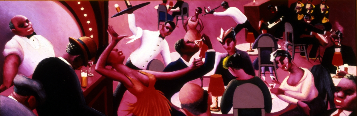 the harlem renaissance and a new In the process, it introduced white new yorkers to black music, theater, and entertainment and helped generated the white fascination with harlem and the african american arts that was so.