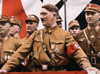 the involvement of america in world war ii to the downfall of adolph hitler Why did the united states enter world war ii a: adolf hitler, declared war on the united states these events led to america's direct military involvement in.