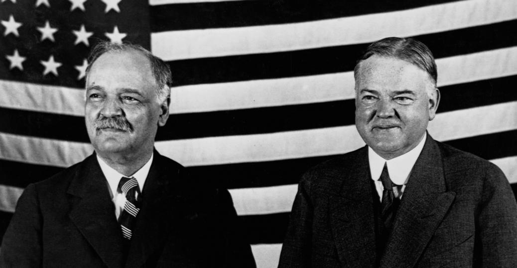 1928 presidential elections, herbert hoover, president herbert hoover, vice president charles curtis