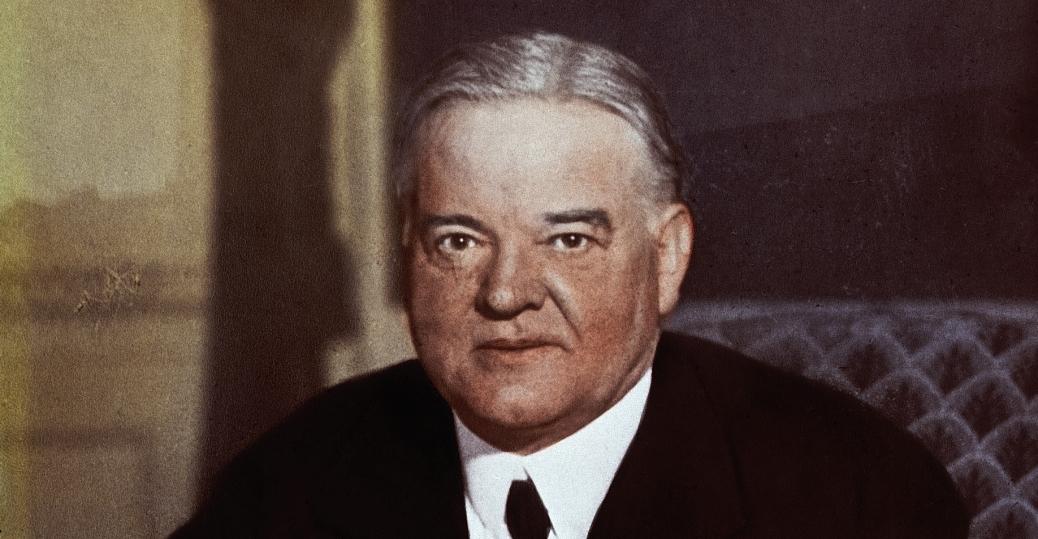Herbert hoover history