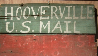 Hoovervilles