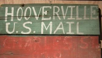 Hoovervilles