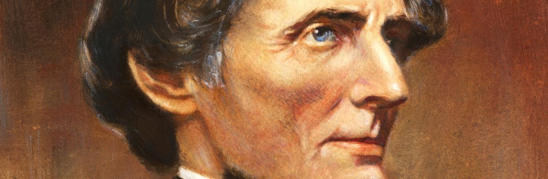 Jefferson Davis portrait
