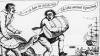 the embargo act, 1807, president jefferson, thomas jefferson, ograbme, political cartoon