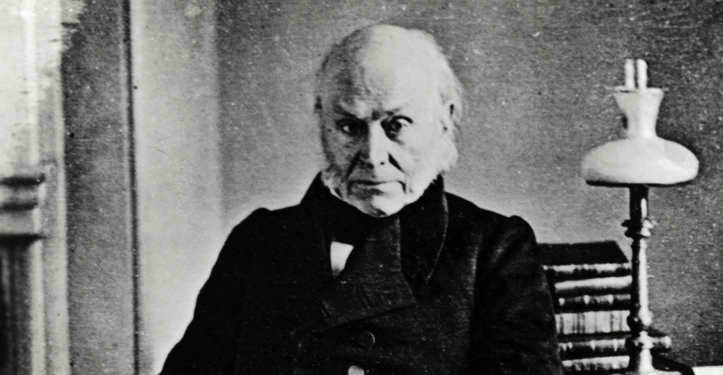 1847, john quincy adams, sixth president of the united states