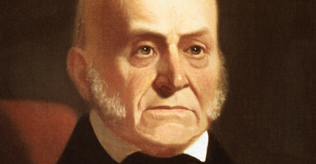 John Quincy Adams | Image via History.com
