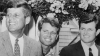 1960, richard nixon, 1960 presidential election, edward kennedy, john f. kennedy, robert kennedy, kennedy family