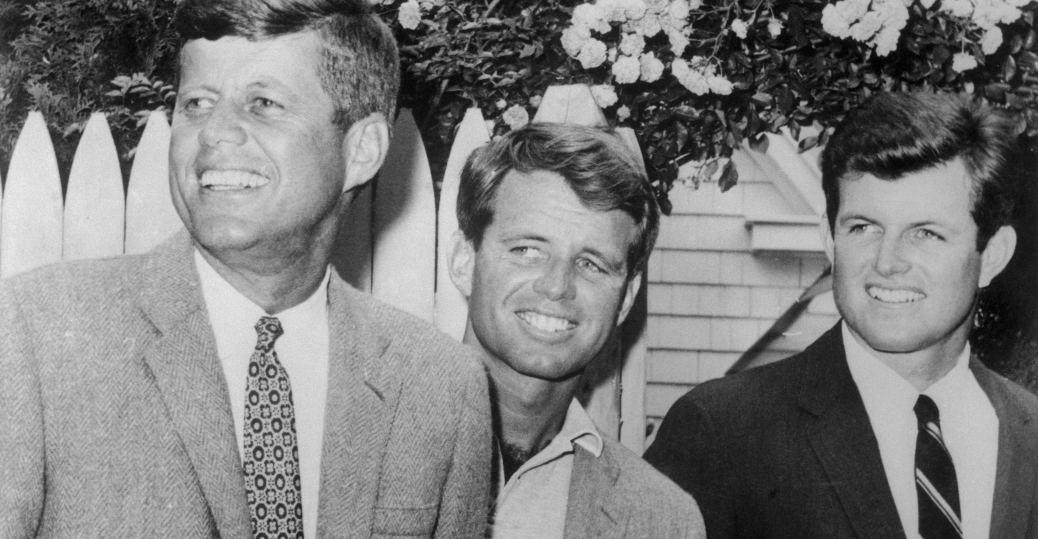 1960, richard nixon, 1960 presidential election, edward kennedy, john f. kennedy, robert kennedy, kennedy family