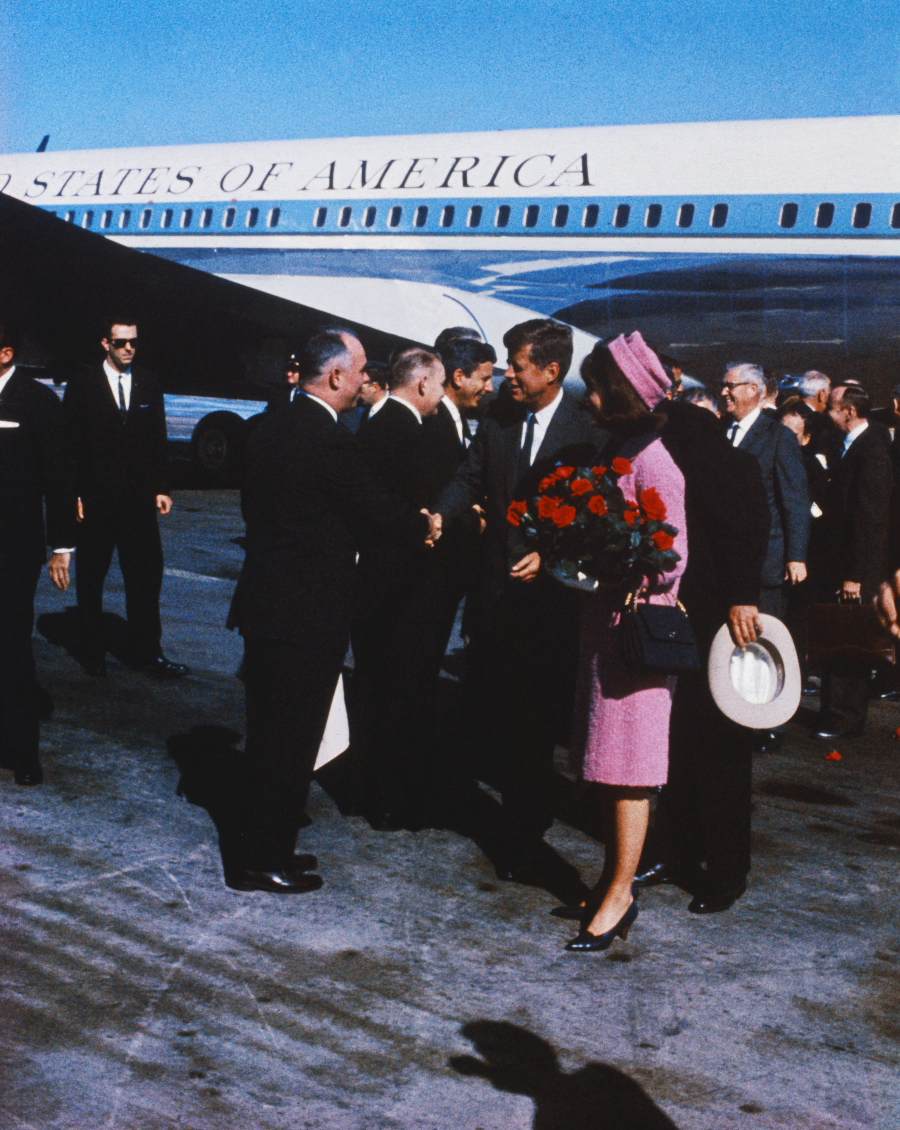 a history of the assassination of president john f kennedy John c calhoun: he  controversy has swirled around president john f kennedy's assassination:  such as the assassination of us president john f kennedy.