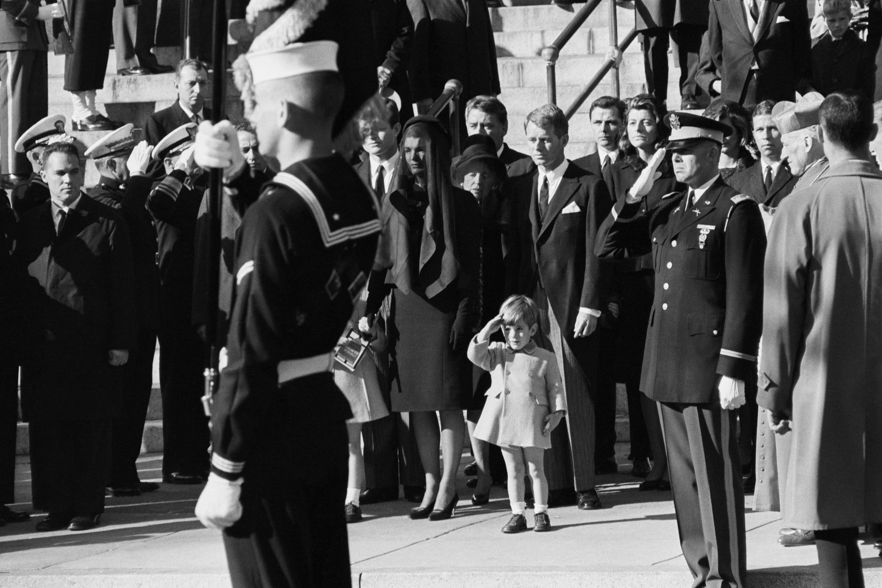 John f Kennedy jr Funeral John f Kennedy jr