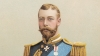 king george v, the british throne, 1910, king edward vii, world war I