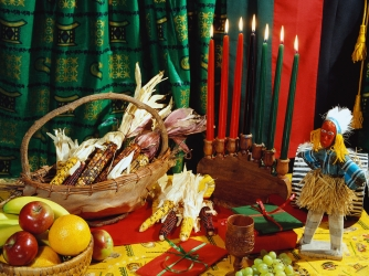 kwanzaa, the seven nights of kwanzaa, symbols of kwanzaa, unity, self determination, collective responsibility, cooperative economics, purpose, creativity, faith, kwanzaa celebrations, holidays