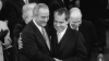 richard nixon, president johnson, lyndon b. johnson, 1969, inauguration ceremonies