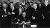 civil rights act, civil rights bill, president lyndon b. johnson, lyndon b. johnson