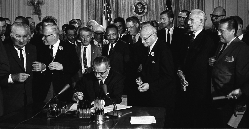 civil rights act, civil rights bill, president lyndon b. johnson, lyndon b. johnson