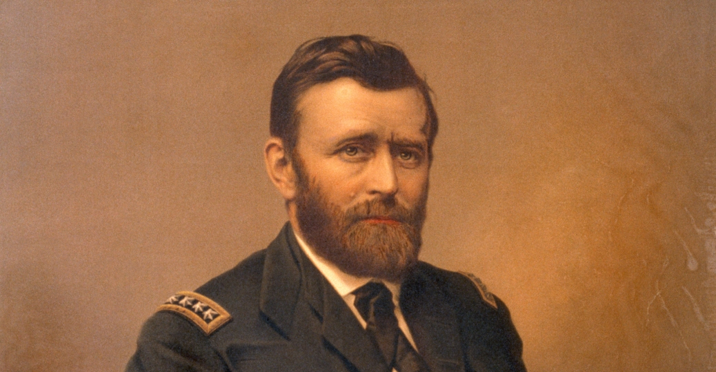 ulysses s. grant, the union army, union military leaders, the civil war, 18th president of the united states, president grant
