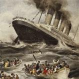 lusitania, world war i