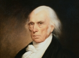march 16 1751, port conway, virginia, president james madison