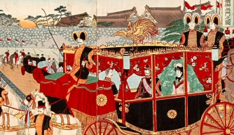 Tokugawa Period and Meiji Restoration, Emperor Meiji