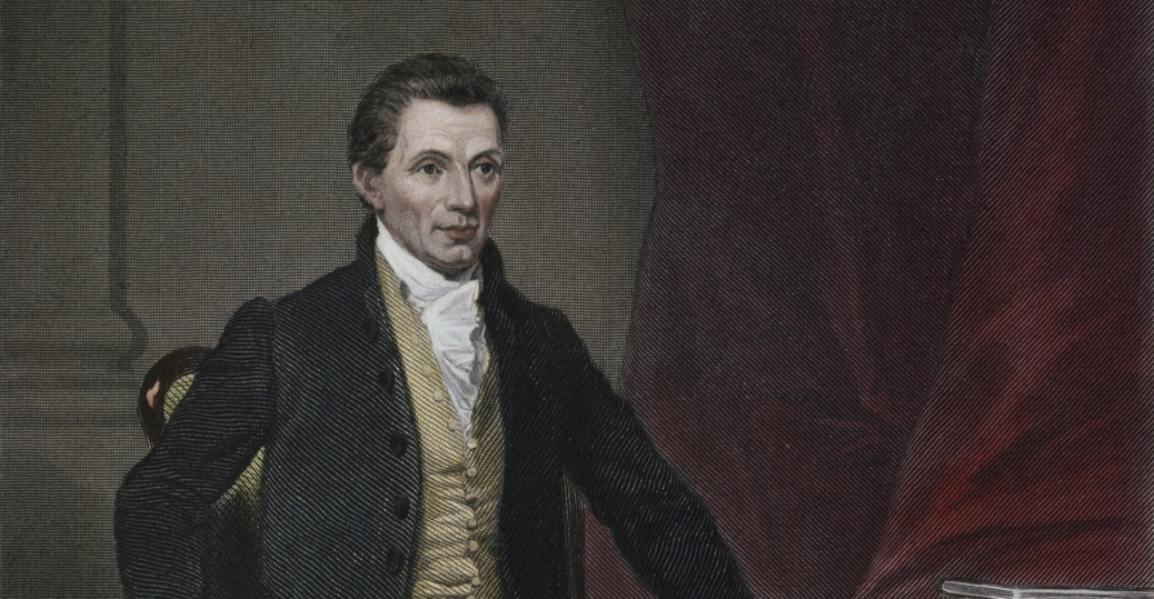president james monroe, american industries